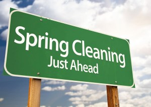 Spring Cleaning 101 – a quick guide for new beginnings