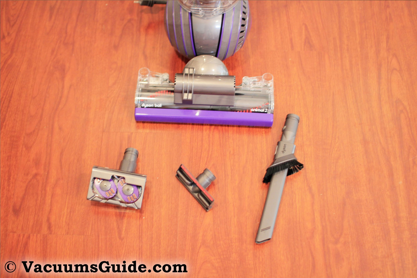 Dyson Ball Animal 2 box contents