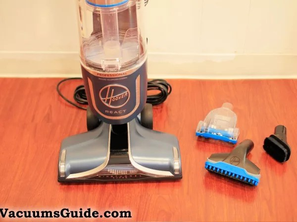 Hoover React - review and comparison of a new line of vacuum