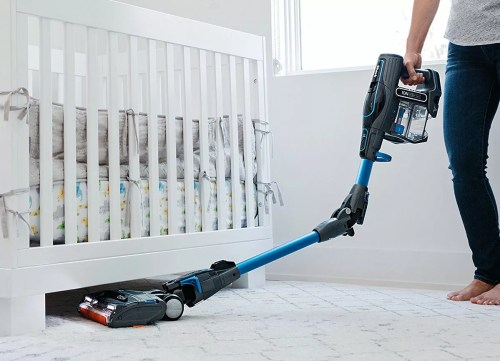 ... 2X DuoClean is pretty much the perfect cordless upright for most homes. It's versatile enough to clean all types of surfaces including Berber carpets.