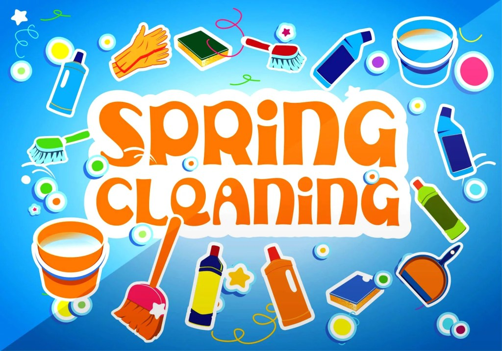 spring cleaning in 2018 from planing and doing to novelties and trends