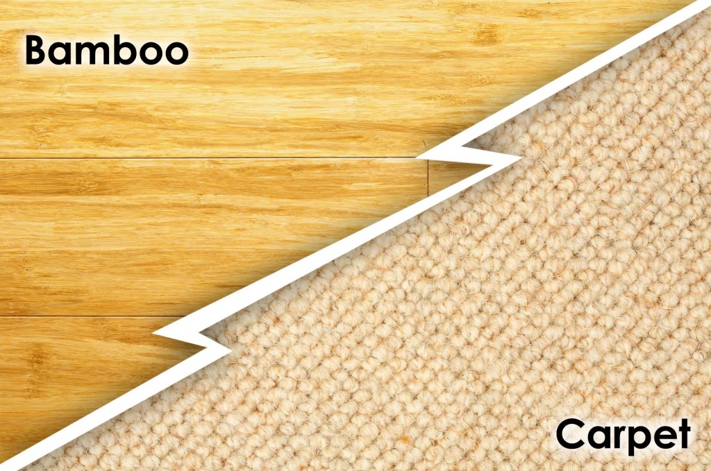 Bamboo Flooring Reviews Advantages And Disadvantages - Cost of bamboo flooring vs carpet