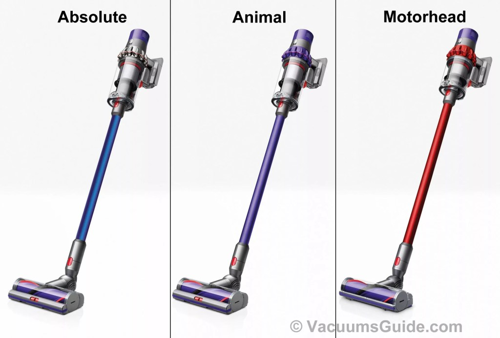 dyson v10 absolute vs animal vs motorhead. Black Bedroom Furniture Sets. Home Design Ideas
