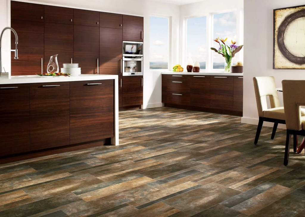 Vinyl Plank Flooring Reviews Advantages Installation Guide And Brands - What is the best quality vinyl plank flooring