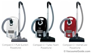 Miele Compact C1 PowerLine – shifting the gear in the canister vacuums market