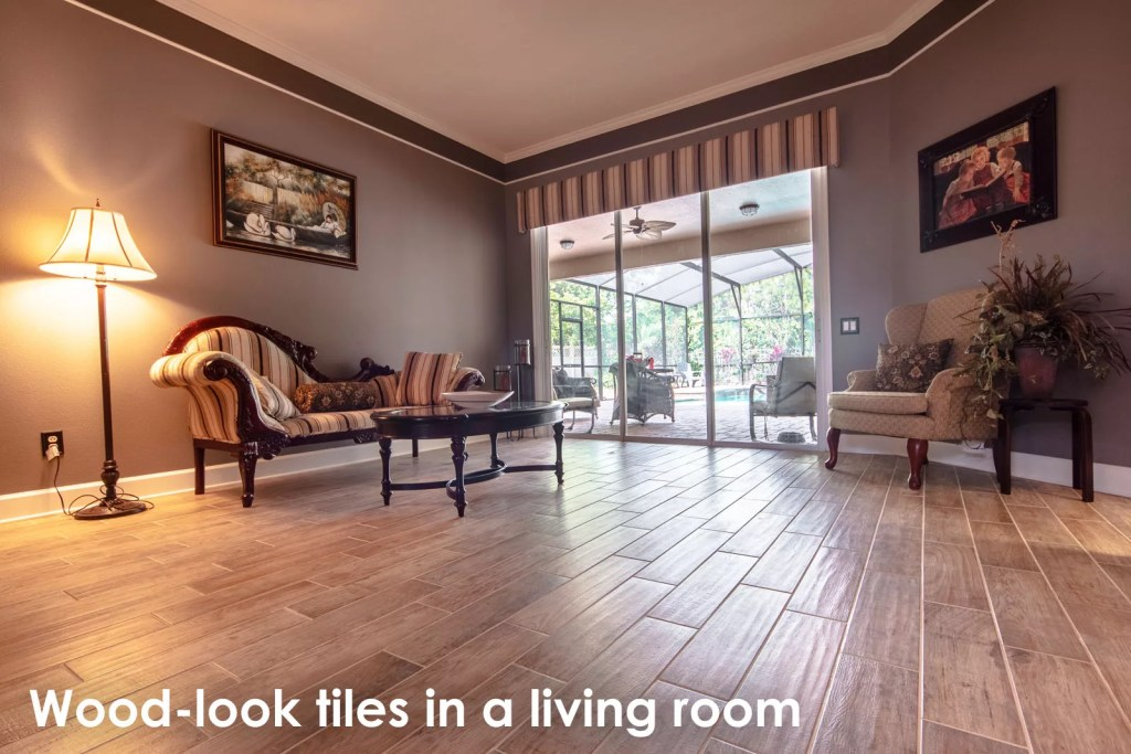 Wood Look Tile Flooring Reviews Pros And Cons Brands And More