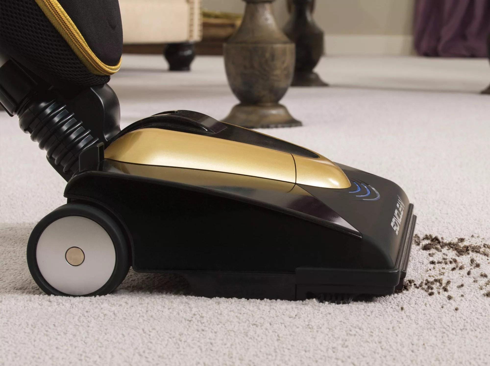 best vacuum for soft carpet - cleaning sensitive plush rugs