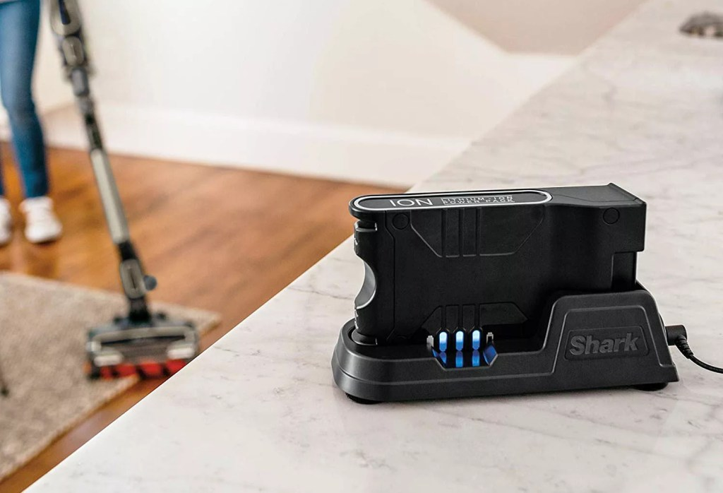 Battery With Charger