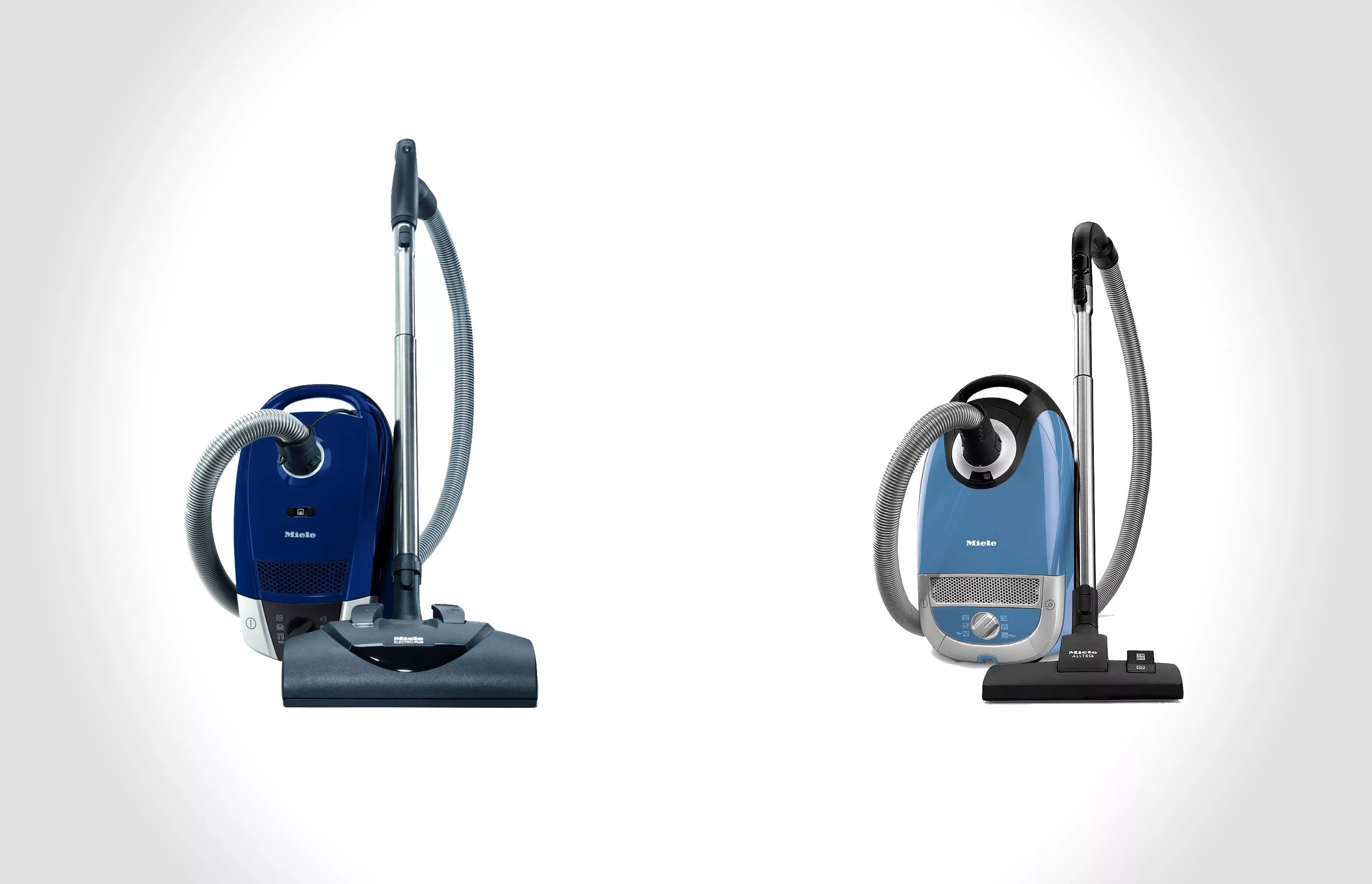 Miele Compact C2 Electro + PowerLine vs Miele Complete C2