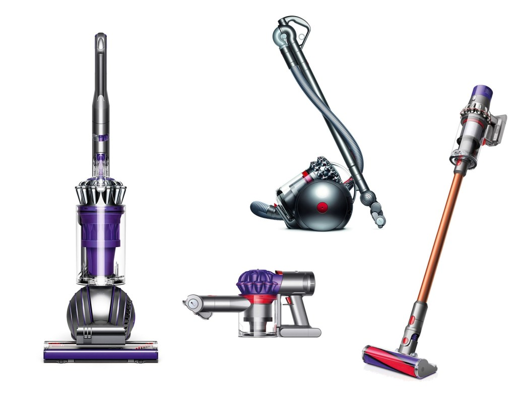 13 Best Dyson vacuums for 2019 - reviews and comparison charts