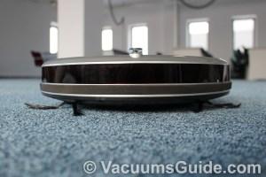 MinSu MSTC09 – a simple robot vacuum