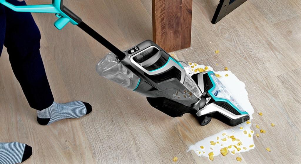 Safe on sealed floors
