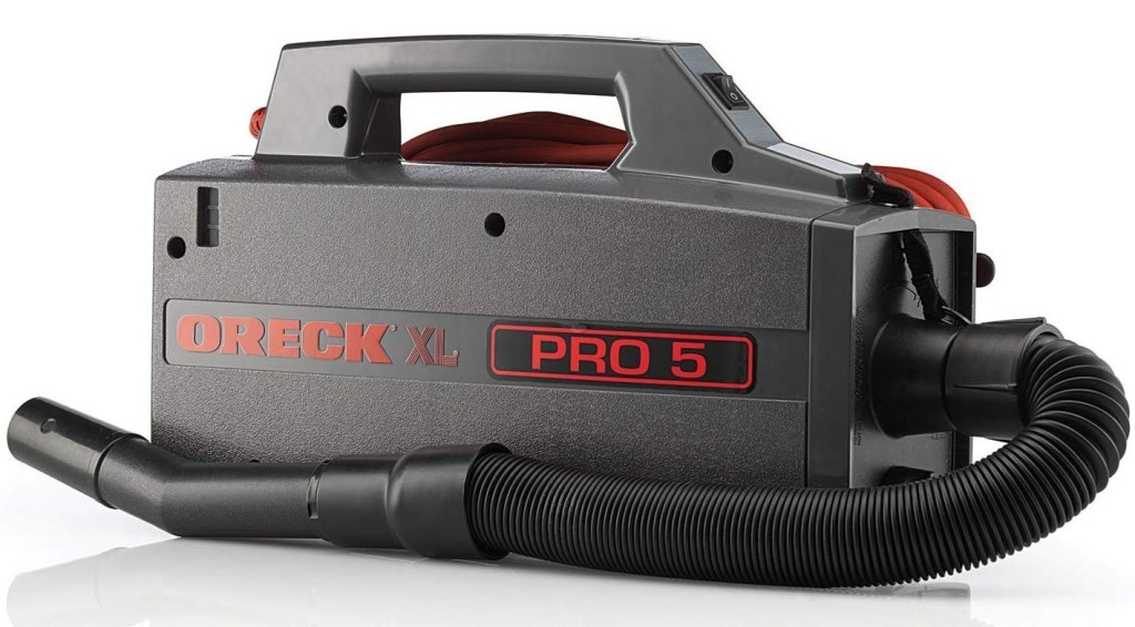 Oreck Commercial BB900DGR XL Pro 5