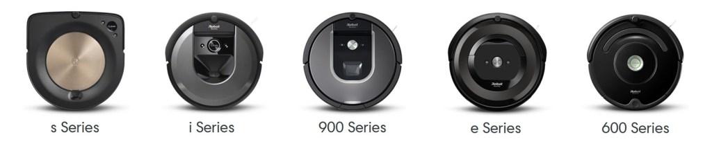 iRobot Roomba robot vacuums in 2020