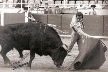 La alternativa de Julio Robles, en el recuerdo 43 años después