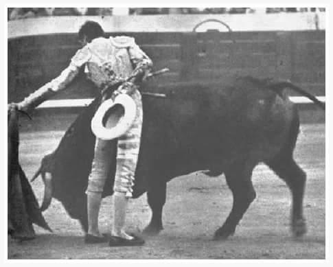 La faena histórica de José Fuentes en Barcelona