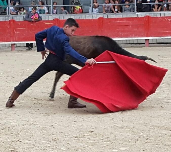 Cristian Alfaro triomfa a França