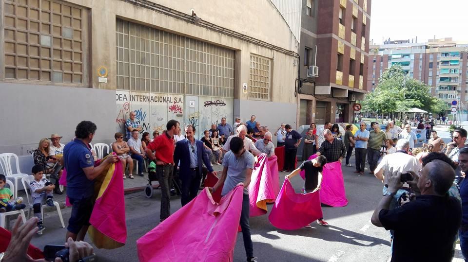 La Penya Taurina El Prat, fidel a la seva cita anual