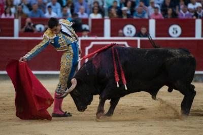 Hace dos días en Albacete la última muestra. Y se dice que ante un lote tan deslucido siempre pareció que podía ser, que así sí.