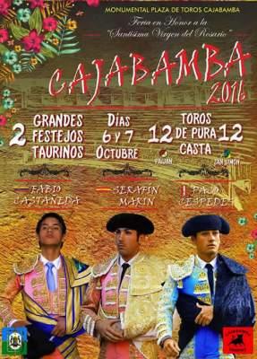 serafin Cajabamba_feria_cartel