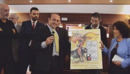 Raúl Felices, Joan Colomer y Evira Checa