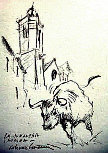 Toros en La Jonquera