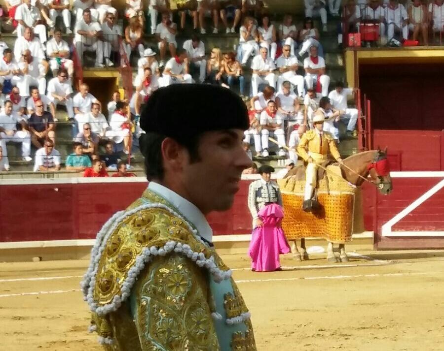 Serafín Marín, sense triomf a Tafalla