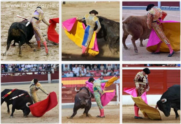 ¿Acertarás estos 15 matadores de toros?