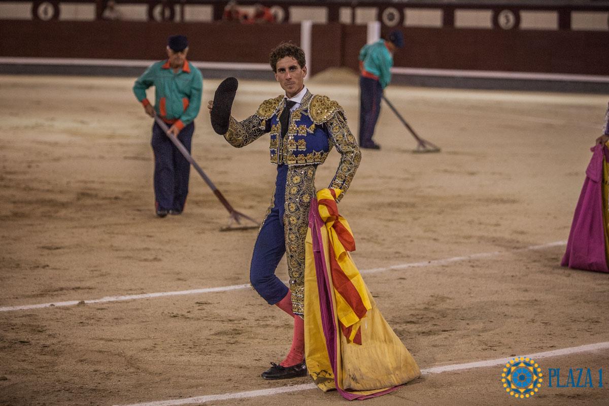 Abel Robles, vuelta al ruedo en Madrid