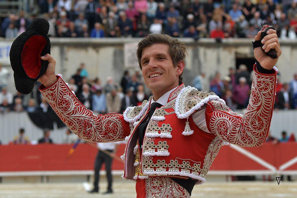 Maxime Solera, orella a Arles