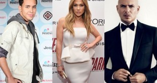 'Back It Up' con JLo, Pitbull y Prince Royce