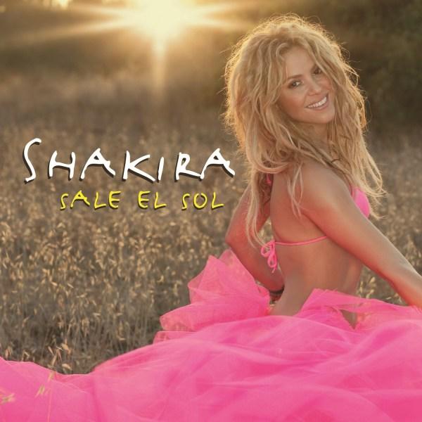"""Sakira presenta el vídeo de la canción """"Sale el Sol"""""""