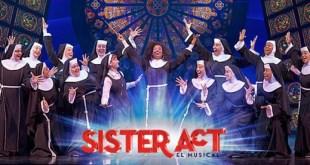 Célebre musical Sister Act. recorrerá España como parte de su gira