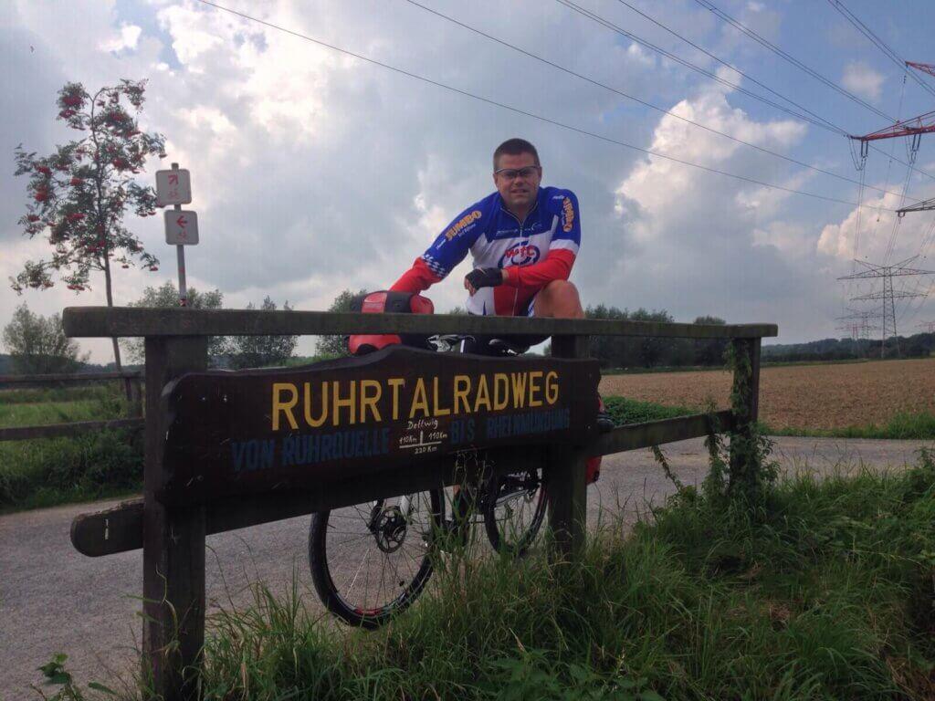 RuhrtalRadweg - Vaders op Reis - Fietstrip