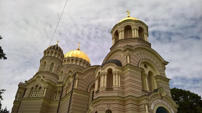 Tips voor Riga: Orthodoxe kathedraal van Riga