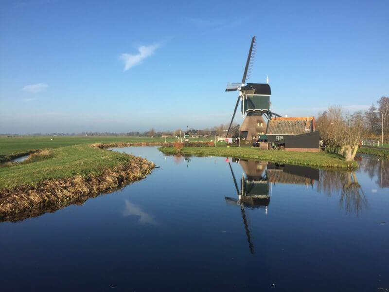Wandeltrip Oudewater - Floris-V pad - Bonrepas