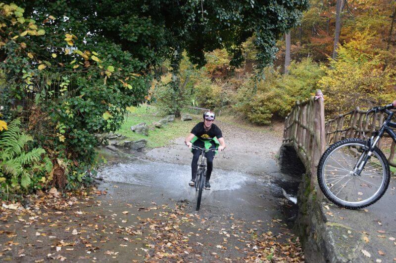 Mountainbiken, Belgische Ardennen