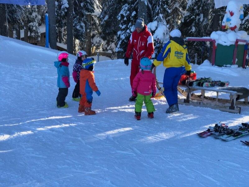 SkiWelt - skiles - Skischule - Kinder Kaiserland