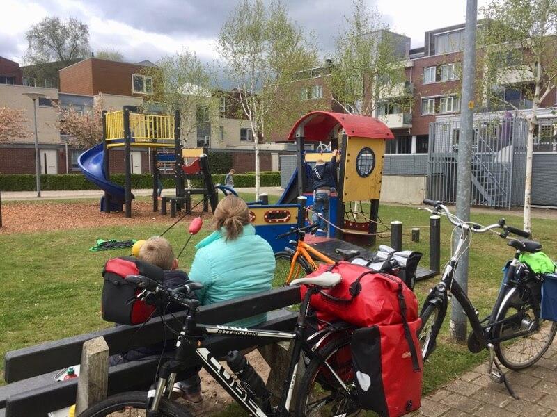 Fietstrip - Gelderland - Weekendje Weg - Vaders op Reis - Twello
