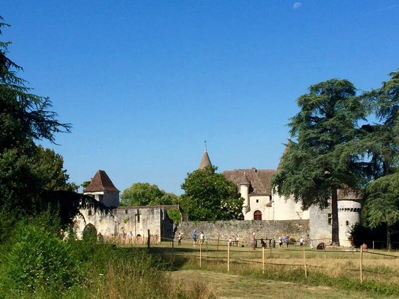 Tips - Dordogne - kinderen - chateau
