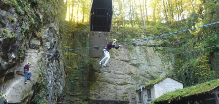 Carrienta Experience - Ardennen - Vaders op Reis