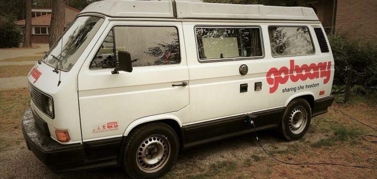 Vader Zoon Weekend Met De Goboony Volkswagencamper Vaders Op Reis
