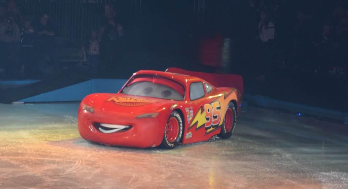 Disney on Ice Cars