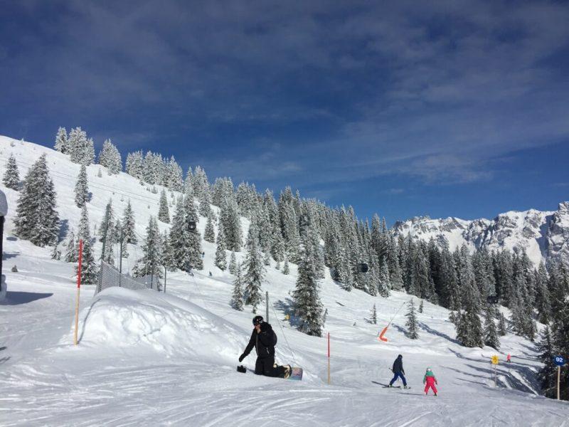 Leogang - Saalbach - Asitz - Wintersport