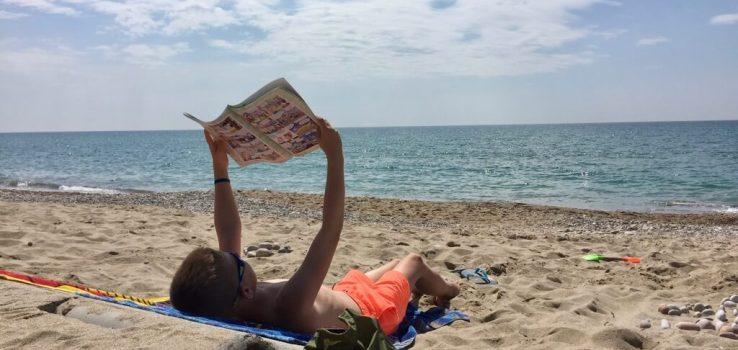 Costa Daurada - vaders op Reis - Barcelona - Meivakantie