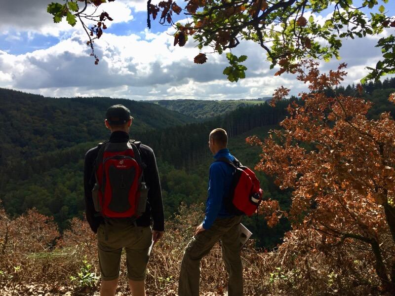 Ardennen - EscapArdenne - Trail - Weekend weg