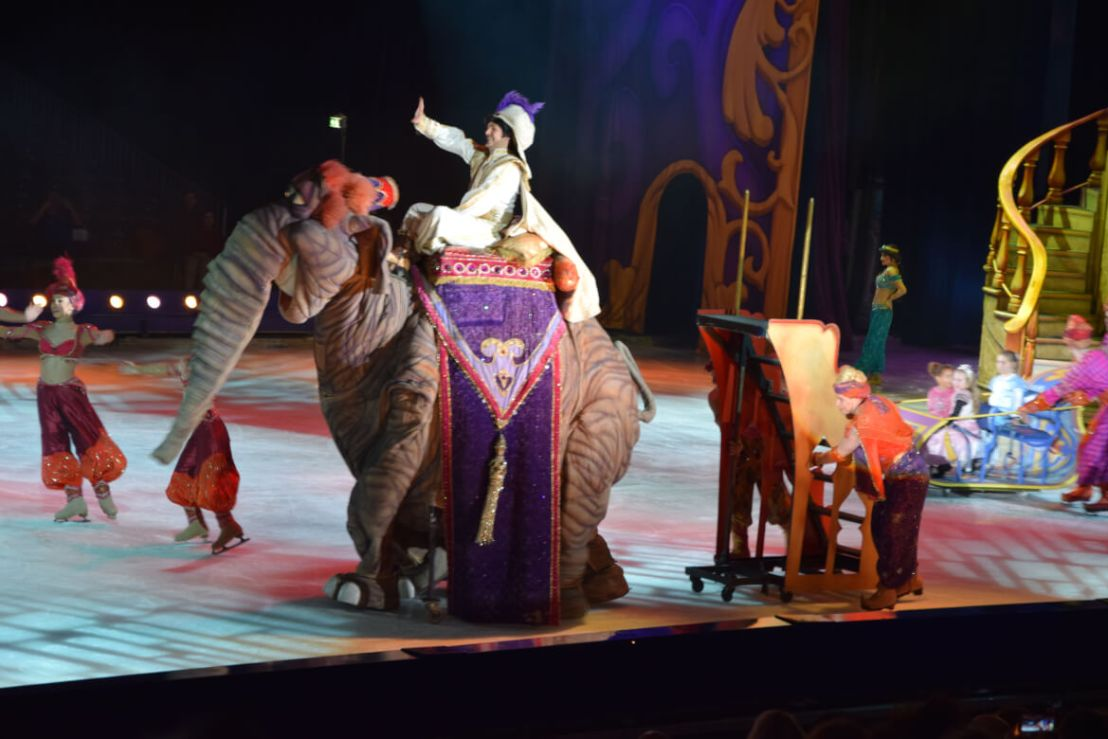 Disney On Ice Alladin