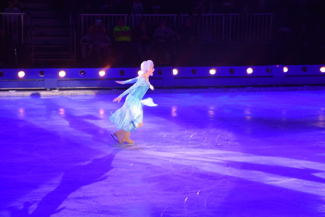 Disney On Ice Frozen Elsa