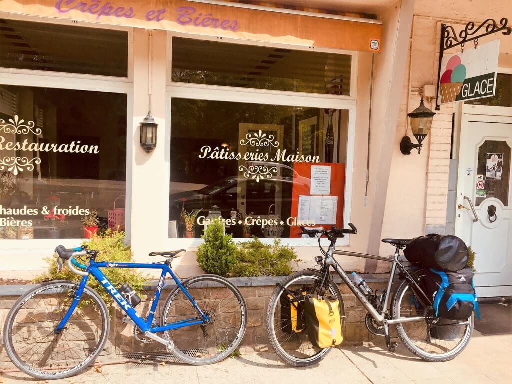Fietstrip Parijs - Vaders op Reis - fietsvakantie