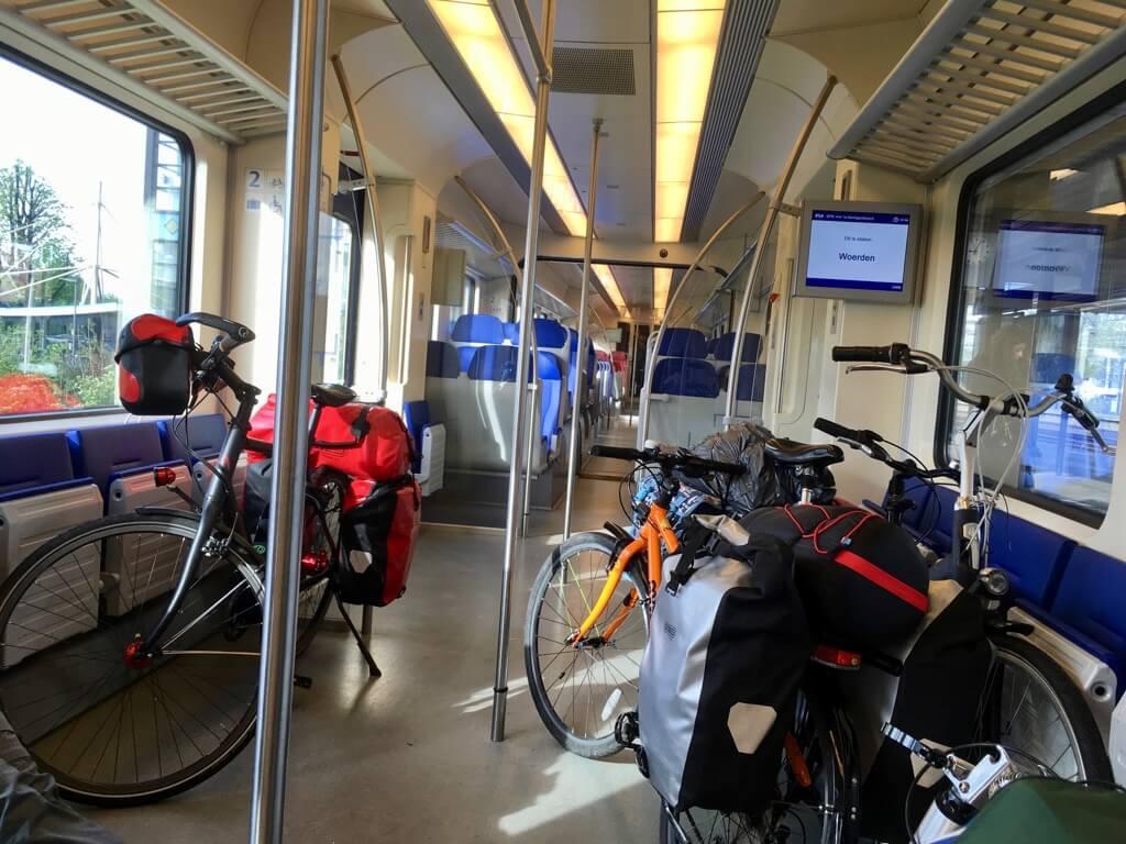 Texel - Fietsvakantie - Kinderen - Vaders op Reis
